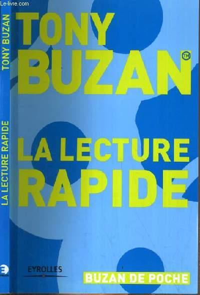 LE LECTURE RAPIDE / COLLECTION BUZAN DE POCHE