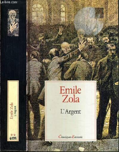 L'ARGENT / COLLECTION CLASSIQUE ETERNELS.
