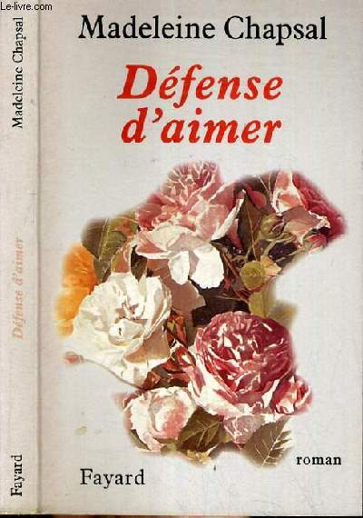 DEFENSE D'AIMER.