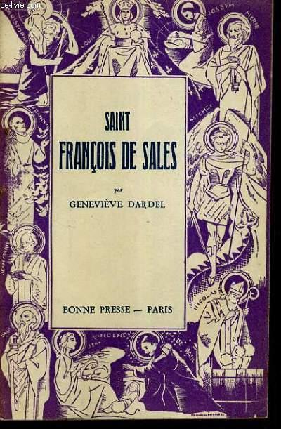 SAINT FRANCOIS DE SALES.