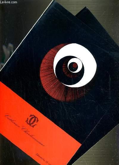 LOT DE 2 CATALOGUES - DROUOT - TABLEAUX MODERNES - ART CONTEMPORAIN - 16 OCTOBRE 1988-29 NOVEMBRE 1989.
