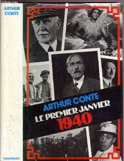 LE PREMIER JANVIER 1940.