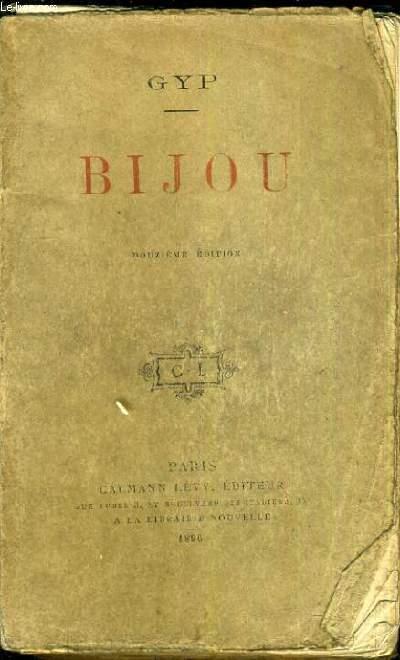 BIJOU - 12ème EDITION
