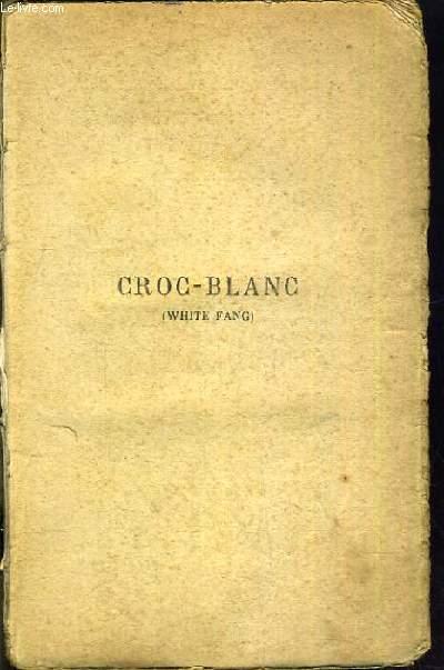 CROC-BLANC (WHITE FANK)