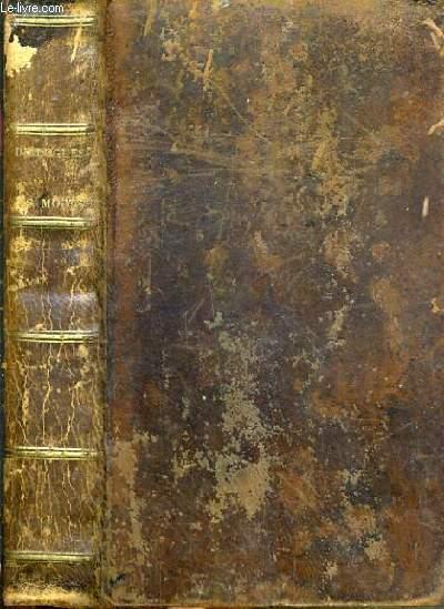 DIALOGUES DES MORTS ANCIENS ET MODERNES AVEC QUELQUES FABLES COMPOSES POUR L'EDUCATION D'UN PRINCE