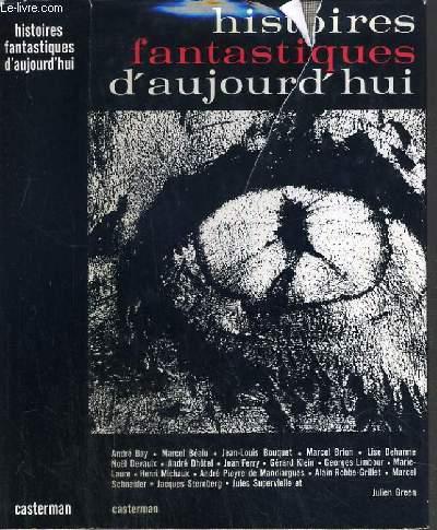HISTOIRES FANTASTIQUES D'AUJOURD'HUI