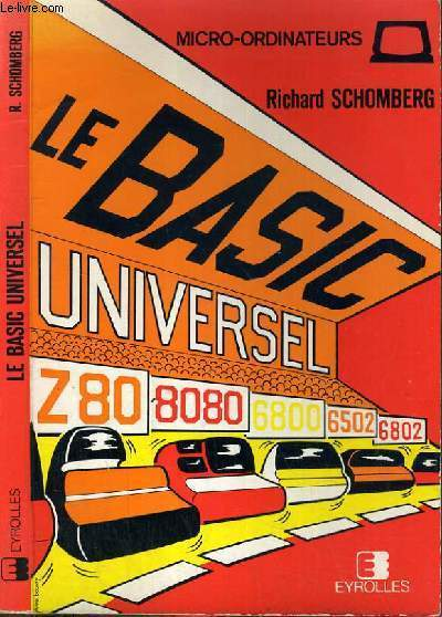 LE BASIC UNIVERSEL / MICRO-ORDINATEURS