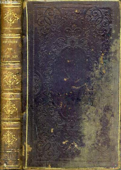 HISTOIRE DE LOUIS XIV / BIBLIOTHEQUE DE LA JEUNESSE CATHOLIQUE - 6ème EDITION