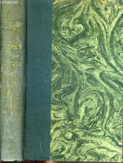 LE DROIT DE L'ENFANT / LES BATAILLES DE LA VIE - 77ème EDITION.