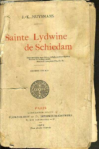 SAINTE LYDWINE DE SCHIEDAM - 6ème EDITION