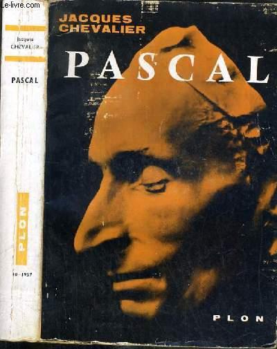 PASCAL / COLLECTION LES MAITRES DE LA PENSEE FRANCAISE.