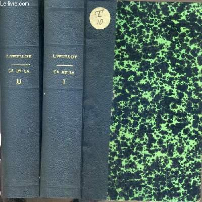 CA ET LA - 9ème EDITION - TOME 1 et 2.