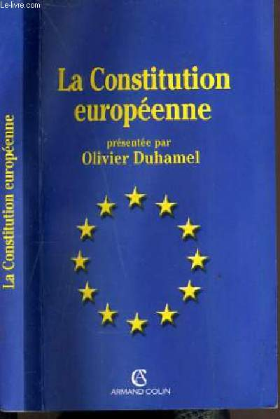 LA CONSTITUTION EUROPEENNE