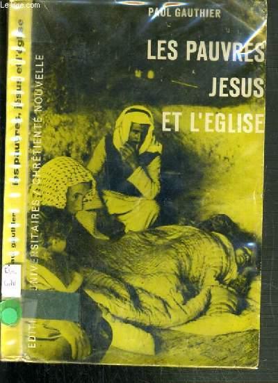 LES PAUVRES JESUS ET L'EGLISE