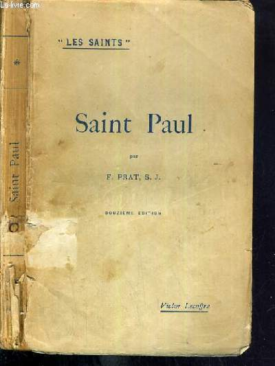 SAINT PAUL / COLLECTION LES SAINTS.