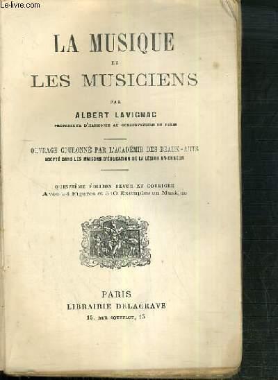 LA MUSIQUE ET LES MUSICIENS - 15ème EDITION