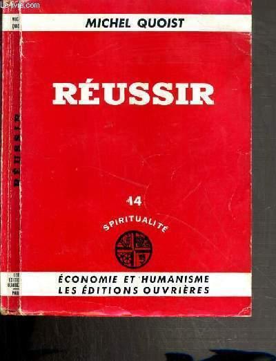 REUSSIR - SPIRITUALITE N°14