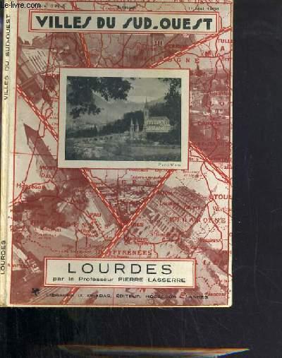 LOURDES - VILLES DU SUD-OUEST