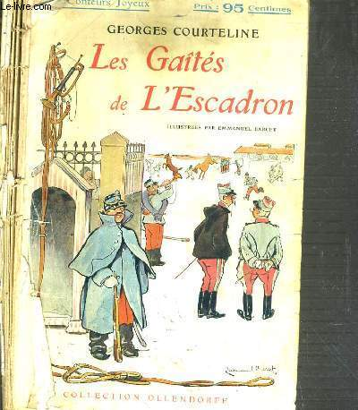 LES GAITES DE L'ESCADRON / LES CONTEURS JOYEUX