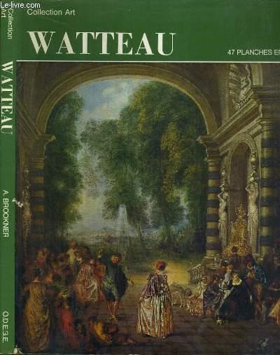 WATTEAU / COLLECTION ART.