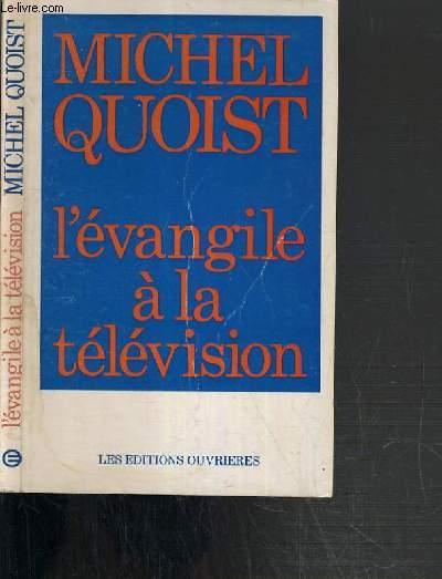 L'EVANGILE A LA TELEVISION