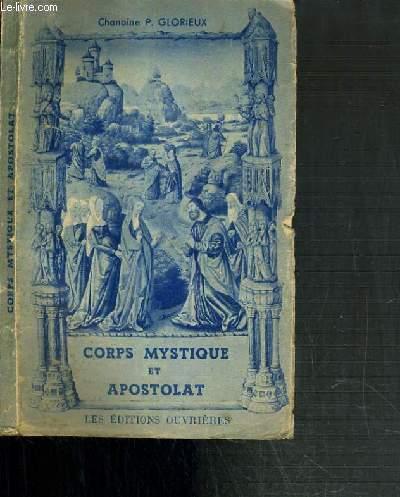 CORPS MYSTIQUE ET APOSTOLAT