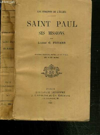SAINT PAUL SES MISSIONS - 6ème EDITION.
