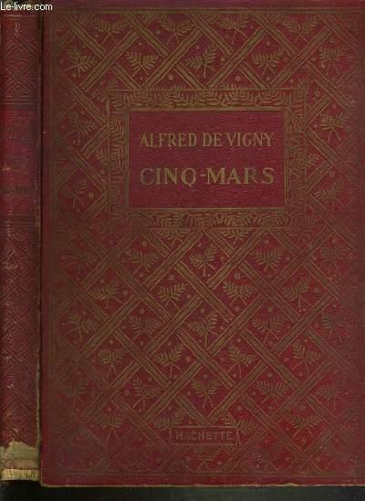 CINQ-MARS / BIBLIOTHEQUE DES ECOLES ET DES FAMILLES.
