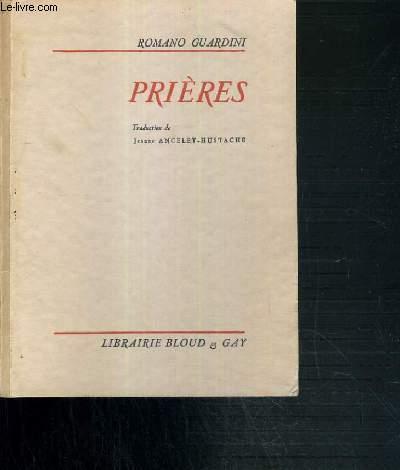 PRIERES
