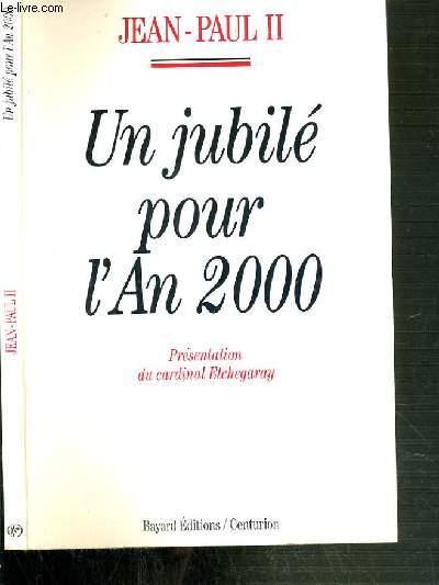 UN JUBILE POUR L'AN 2000