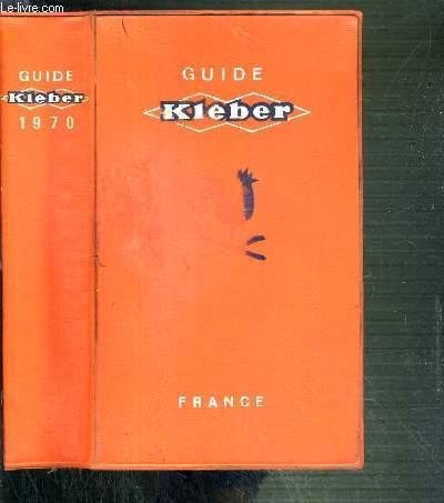 GUIDE KLEBER - FRANCE