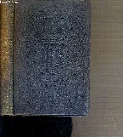 QUELQUES OPUSCULES DE PIETE SUIVIS D'UN SUPPLEMENT RENFERMANT LES EVANGILES ET LES PSAUMES COMMENTES DANS CES OPUSCULES
