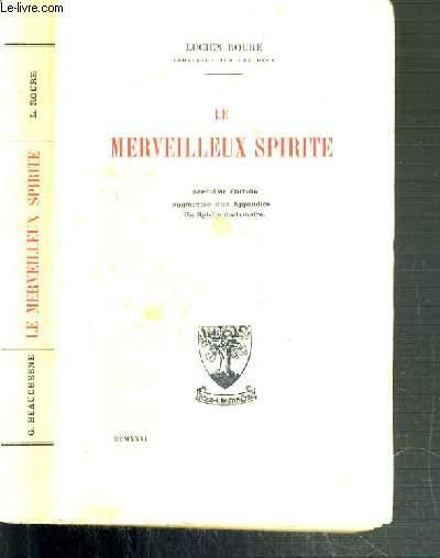 LE MERVEILLEUX SPIRITE - 7ème EDITION