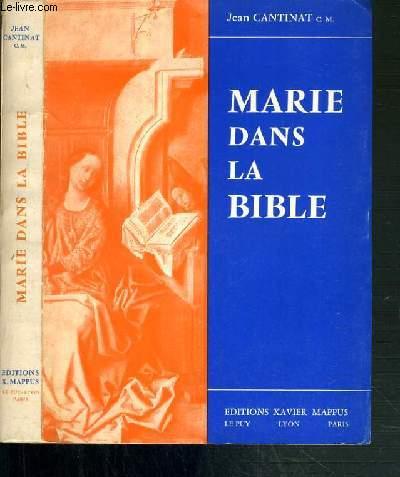 MARIE DANS LA BIBLE