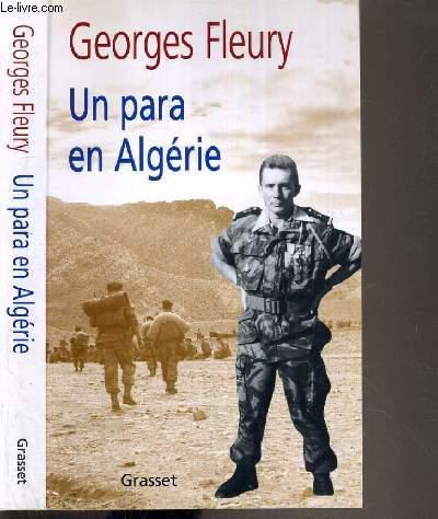 UN PARA EN ALGERIE