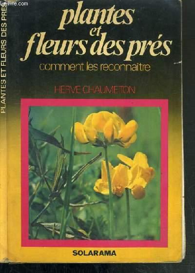 PLANTES ET FLEURS DES PRES COMMENT LES RECONNAITRE