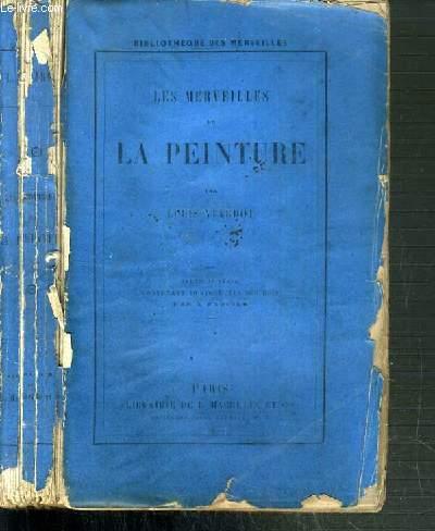 LES MERVEILLES DE LA PEINTURE - 3ème SERIE / BIBLIOTHEQUE DES MERVEILLES.