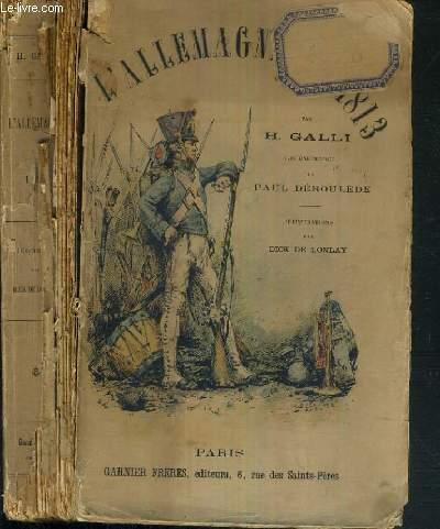 L'ALLEMAGNE EN 1813 /  2 photos disponibles.