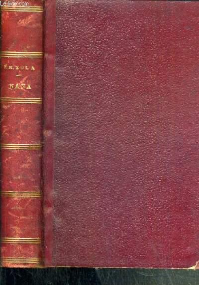 NANA  / LES ROUGON-MACQUART - 44ème EDITION