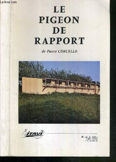 LE PIGEON DE RAPPPORT