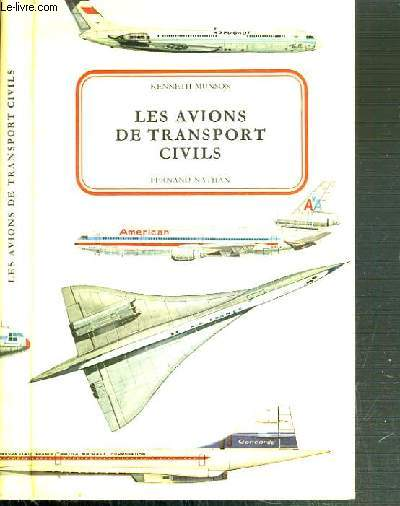 LES AVIONS DE TRANSPORT CIVILS