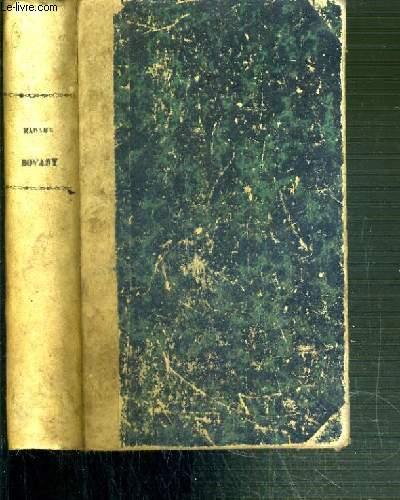 MADAME BOVARY - MOEURS DE PROVINCE - EDITION DEFINITIVE SUIVIE DES REQUISITOIRE - PLAIDOIRIE ET JUGEMENT DU PROCES INTENTE A L'AUTEUR DEVANT LE TRIBUNAL CORRECTIONNEL DE PARIS AUDIENCES DE 31 JANVIER ET 7 FEVRIER 1857.