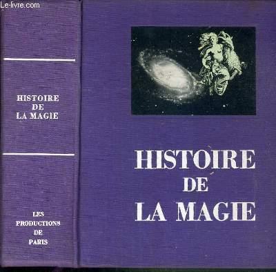 HISTOIRE DE LA MAGIE