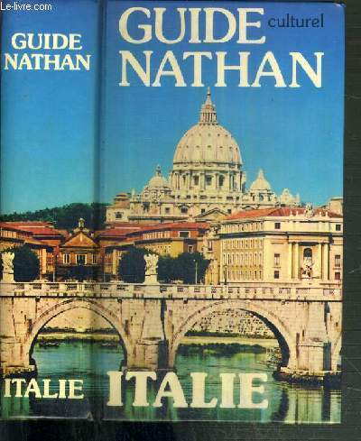 ITALIE - GUIDE CULTUREL EN COULEURS / GUIDE NATHAN