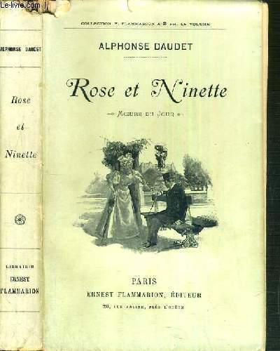 ROSE ET NINETTE - MOEURS DU JOUR