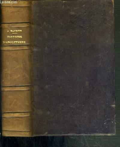 HISTOIRE D'ANGLETERRE / LES GRANDES ETUDES HISTORIQUES