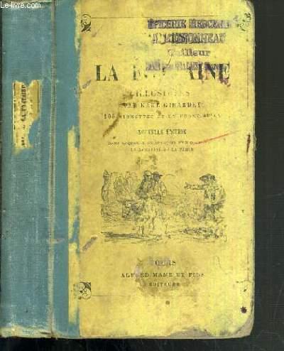 FABLES DE LA FONTAINE PRECEDEES DE LA VIE D'ESOPE - NOUVELLE EDITION