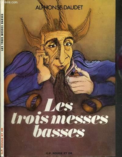 LES TROIS MESSES BASSES / COLLECTION ROUGE ET OR
