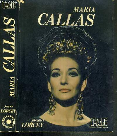 MARIA CALLAS / COLLECTION TETES D'AFFICHES