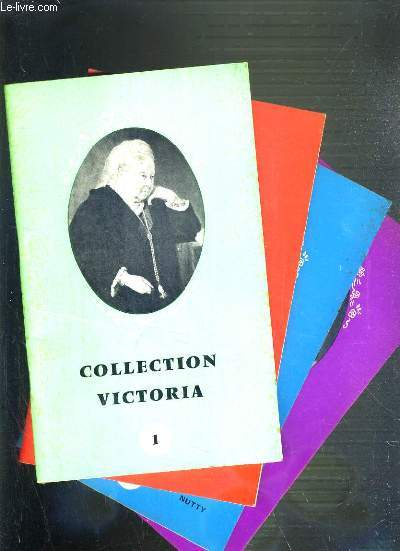 COLLECTION VICTORIA - 1 + 2 + 3 + 4 / TEXTE EN ANGLAIS.